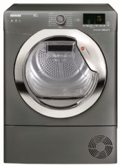 Hoover 10kg 'B' Rated Dynamic Next Smart Condenser Tumble Dryer DXC10DCER (Graphite)